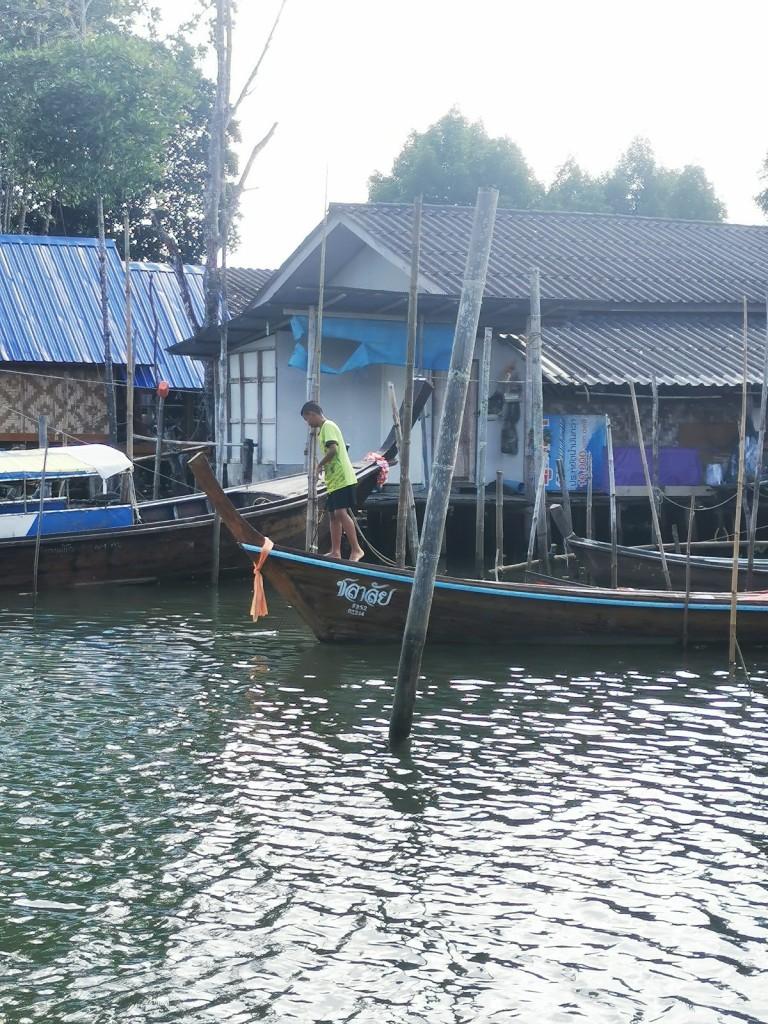 Fishing Koh Klang