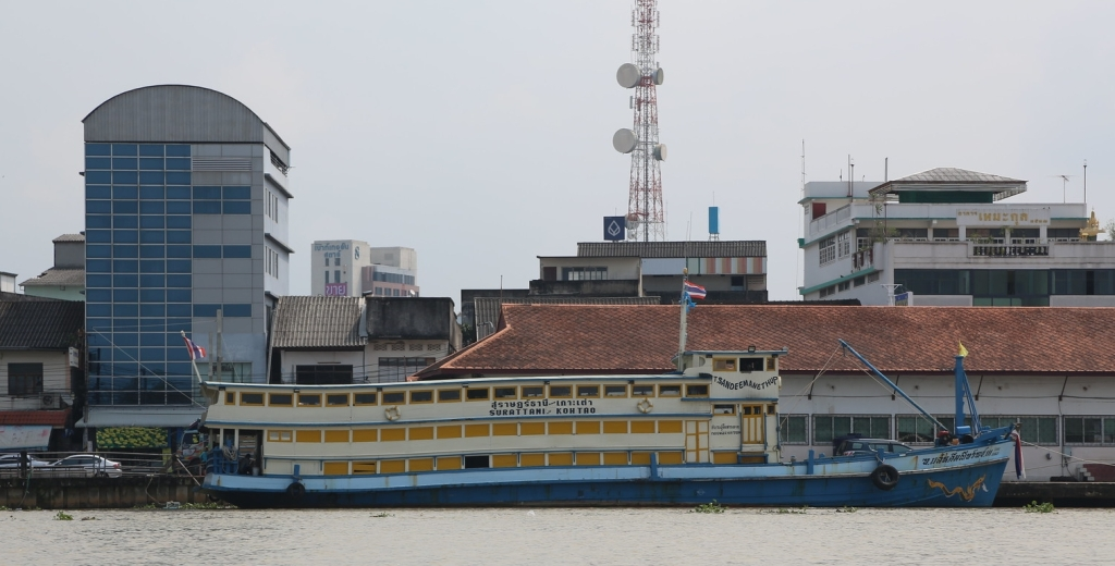 Surat Thani ferry