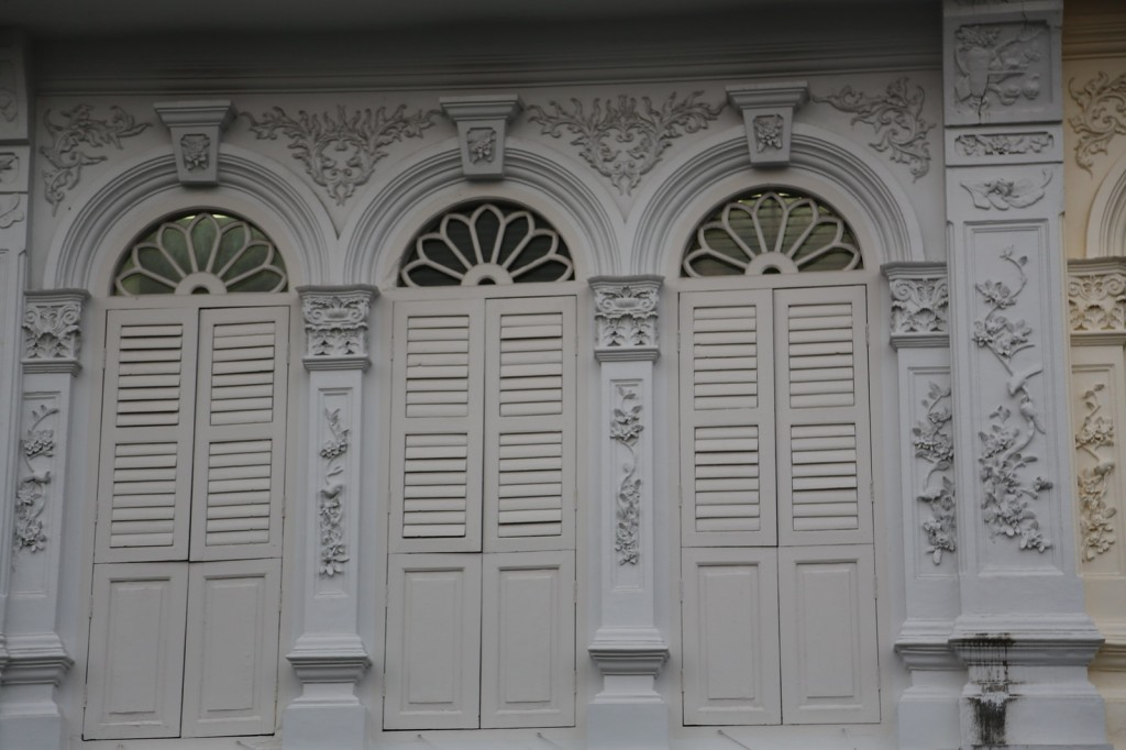 Sino -Portugese building in Phuket Town